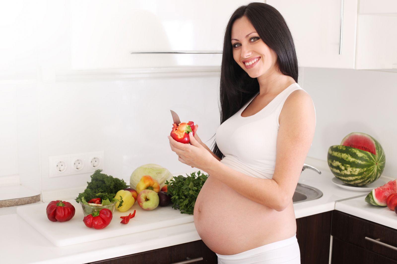 Диета женщины на ранних сроках беременности