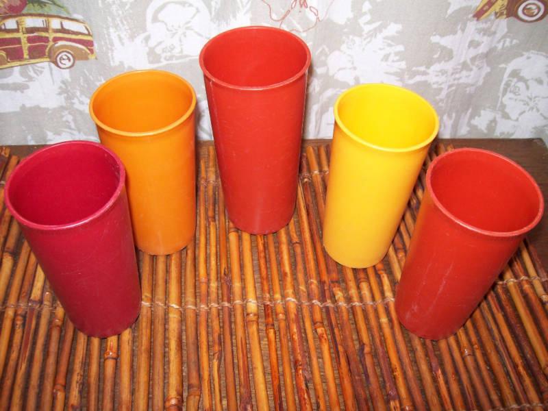 5 стаканов
