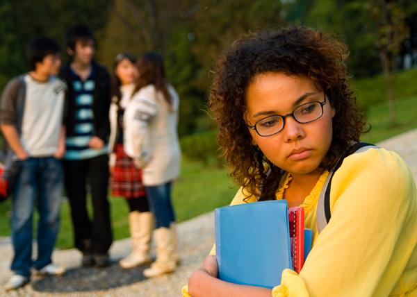 застенчивость у подростка