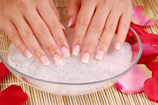 Из чего сделать ванночку для ногтей в домашних условиях 655