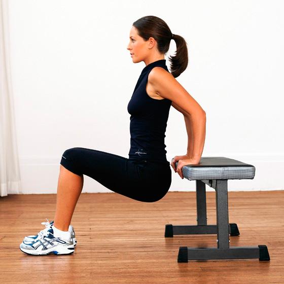Домашние упражнения похудения груди девушке