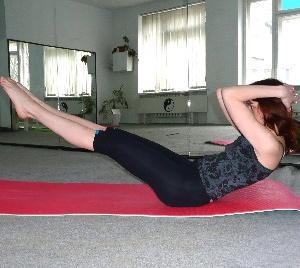 Видео упражнение стенка