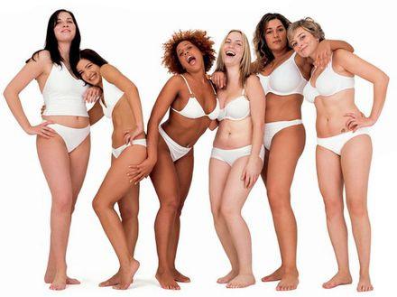 вес женщин