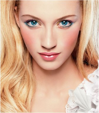 Макияж для блондинок 5