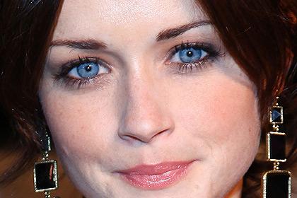 макияж для голубых глаз 4