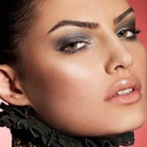 макияж для карих глаз 3