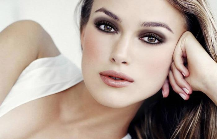 макияж для карих глаз 9