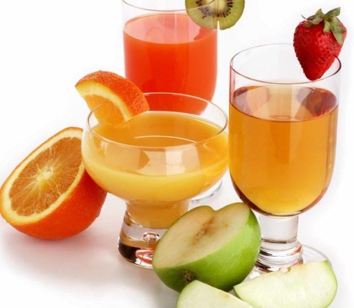 вкусные соки