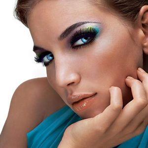 вечерний макияж 10