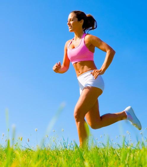 можно ли быстро похудеть бегая