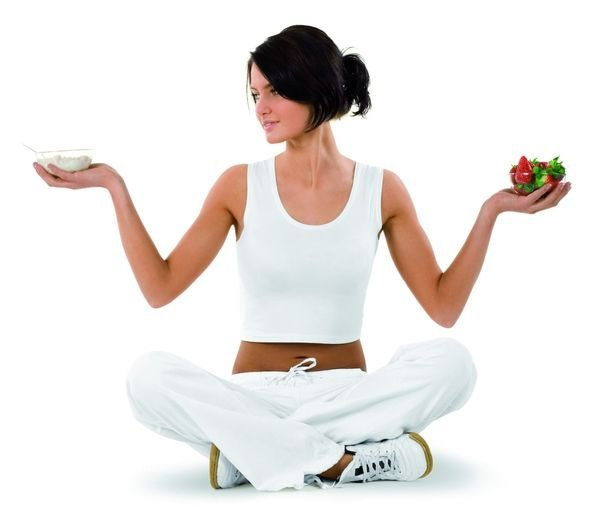 размер порций по диете