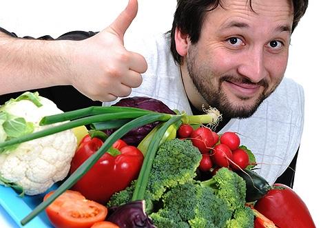 двухмесячная диета для мужчин
