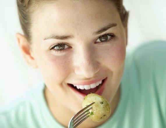 картофельная диета на 7 дней