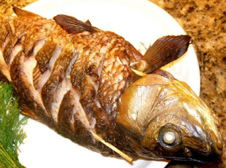 запеченная рыба входит в меню диеты номер3