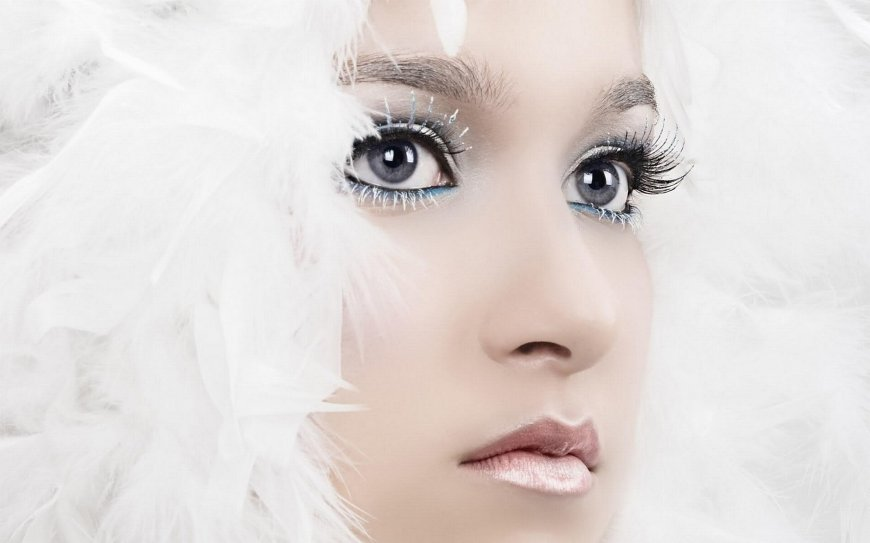 табу зимнего свадебного макияжа