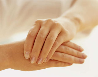 покраснение пальцев