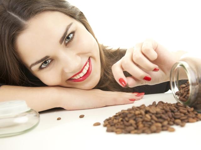 кофейные скрабы для ухода за жирной кожей