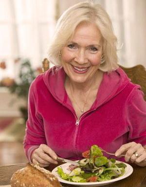 Как правильно похудеть в 50 лет женщине