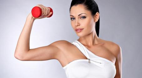 похудеть в руках и плечах за неделю