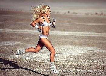 Помогает ли бег похудеть в ногах