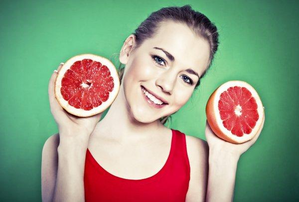 грейпфрут для похудение