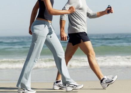 Пешие прогулки польза и похудение: так сколько ходить