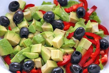Авокадо для похудения живота