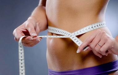 как похудеть за один день