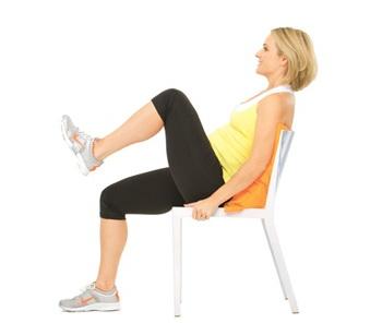 преимущества упражнений со стулом