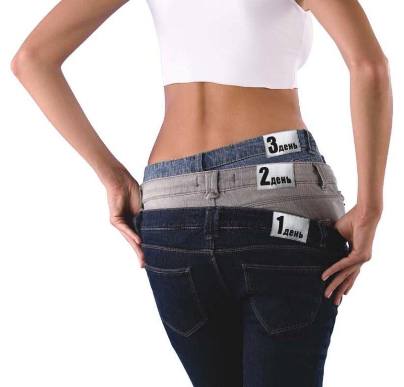 как похудеть быстро без тренировок