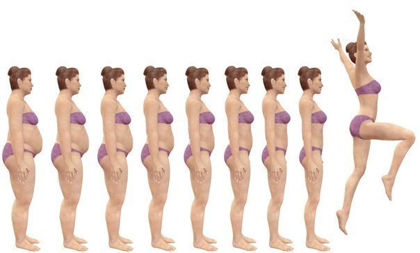 Как похудеть советы похудевщих
