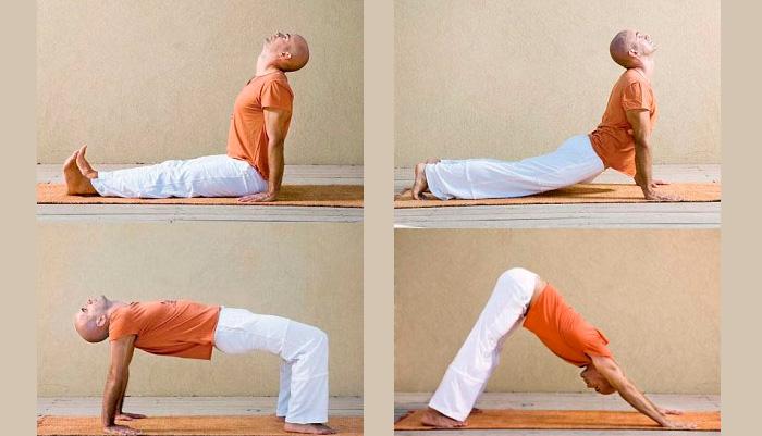 Упражнения 5 тибетских жемчужин
