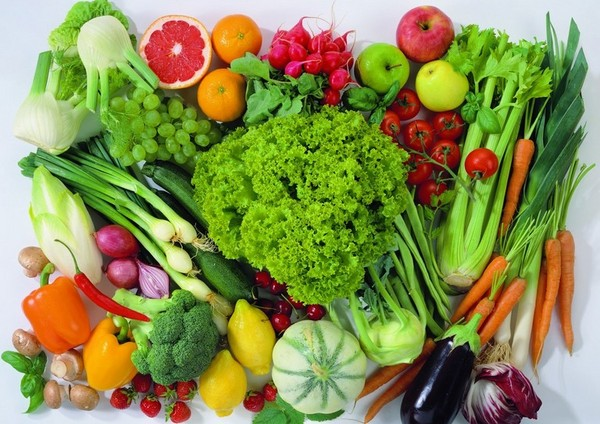 Овощи при ожирении
