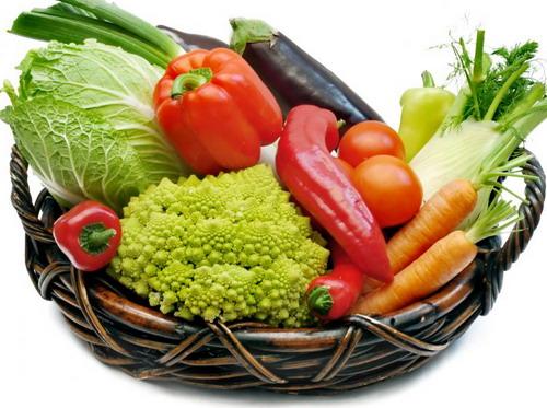 Овощи при безйодовой диете