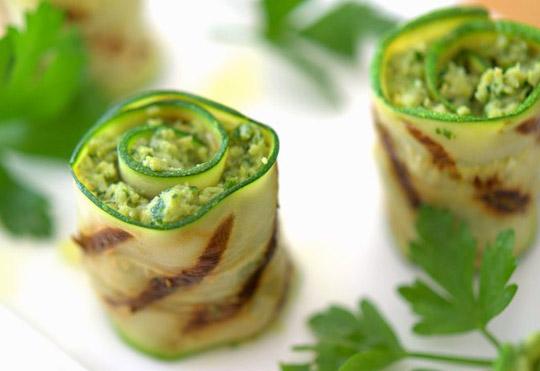 диетические блюда из кабачков
