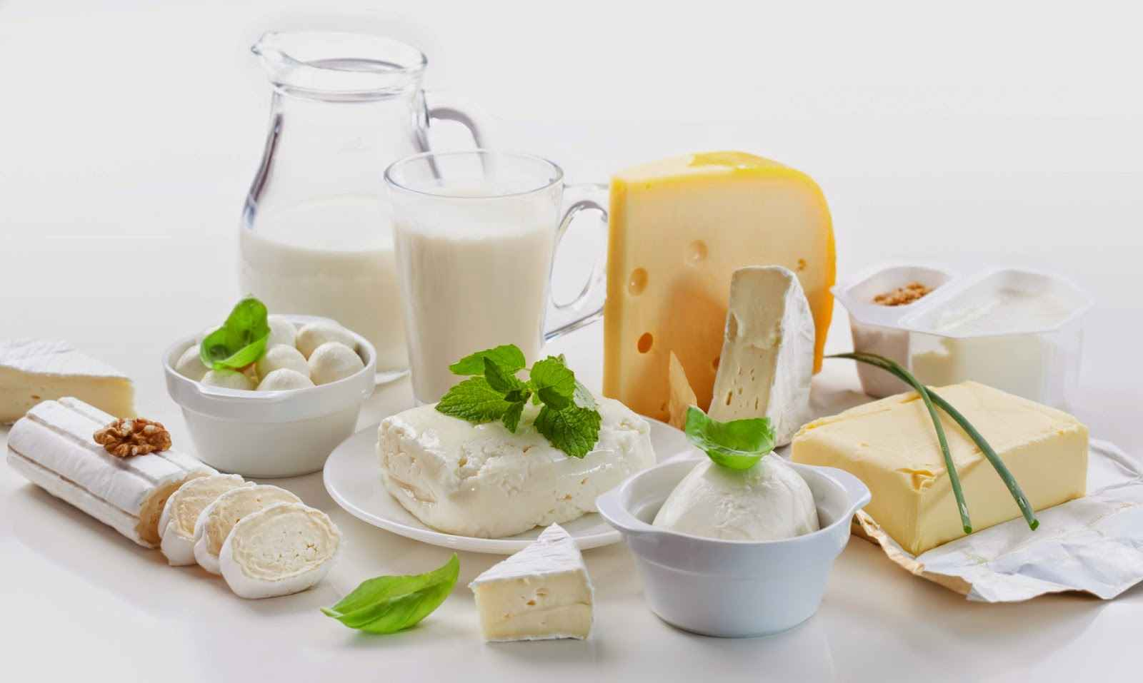 Молочная пища при беременности