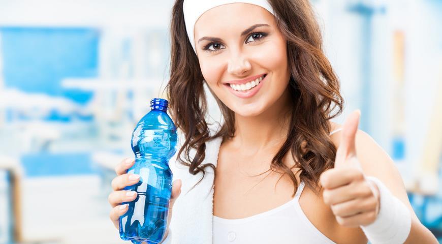 Польза водной диеты