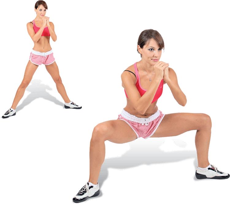 Упражнение плие