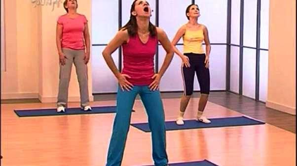 Дыхательная гимнастика для похудения марины корпан видео смотреть
