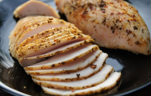рецепт рулета из куриной грудки по диете дюкана