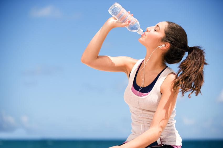 Вода для ускорения обмена веществ