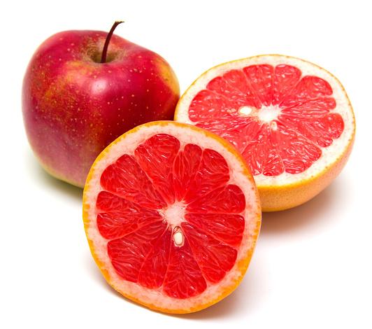 Грейпфрут для очищения организма