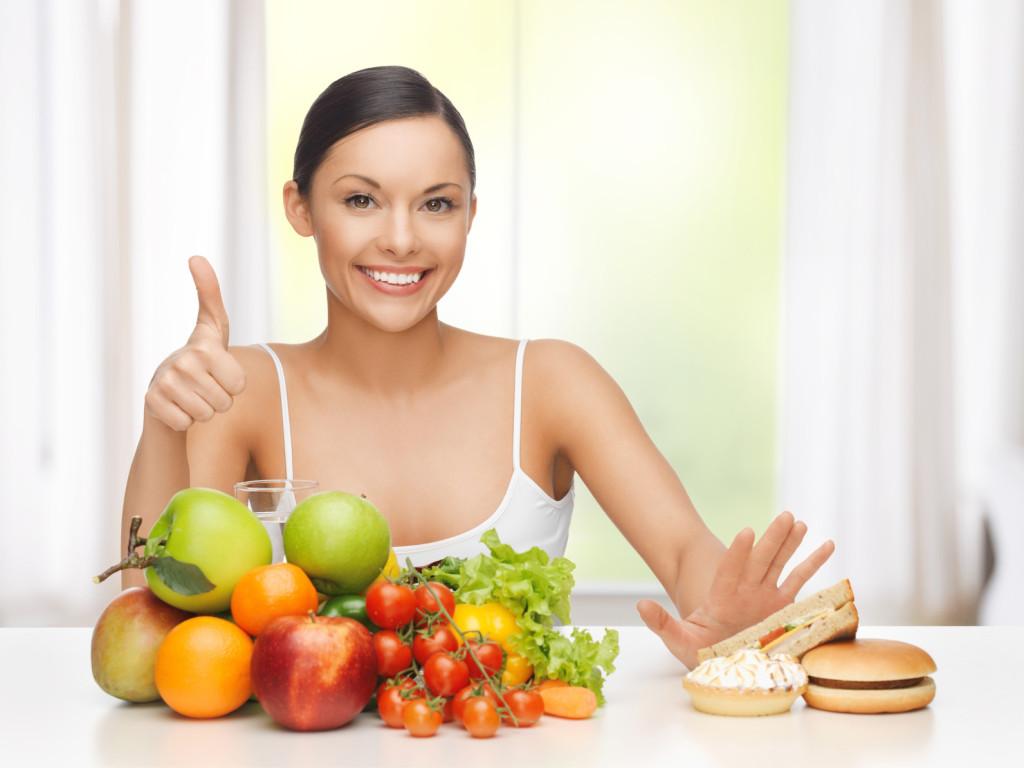 Преимущества растительной диеты