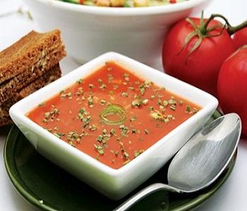 Суп по диете Майо