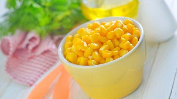 Диета на кукурузных зернах