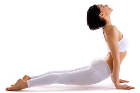 Стретчинг для спины