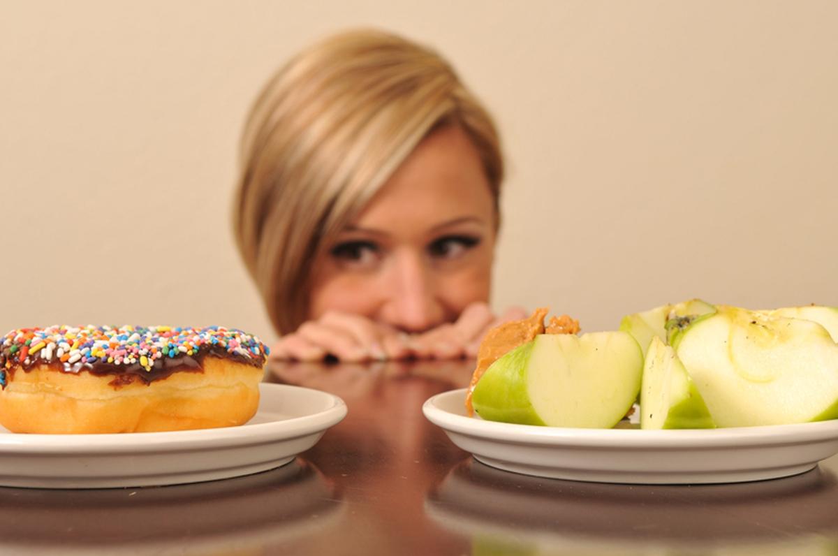 Сила воли на диете