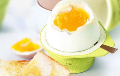 Вареное яйцо в качестве перекуса