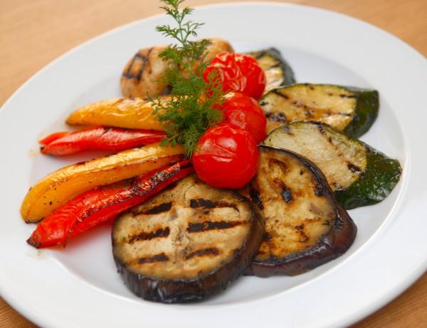 Запеченые овощи при изжоге