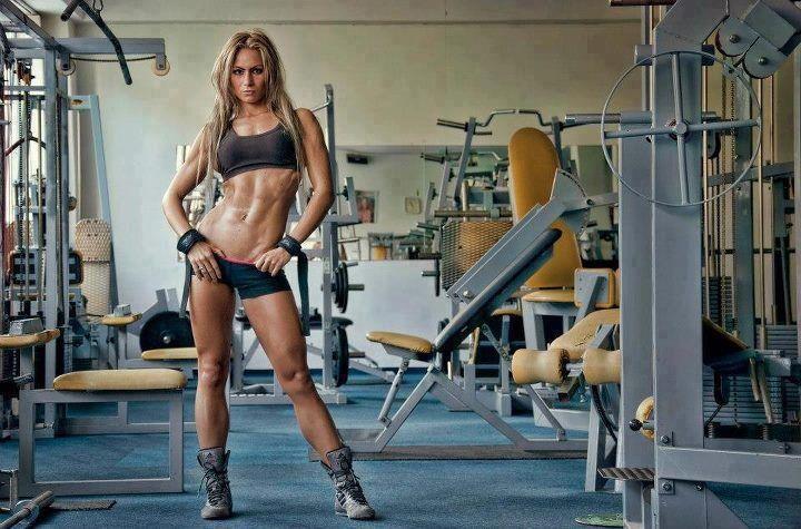 Проработка всех групп мышц